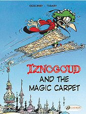 cover: Iznogoud and the Magic Carpet