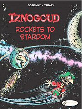 cover: Iznogoud Rockets to Stardom
