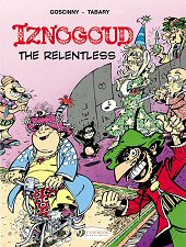 cover: Iznogoud the Relentless