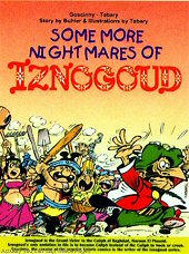 cover: Iznogoud - Some More Nightmares of Iznogoud
