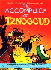 cover: Iznogoud - The Accomplice of Iznogoud