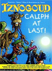 cover: Iznogoud - Caliph at Last