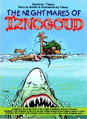 cover: Iznogoud - The Nightmares of Iznogoud
