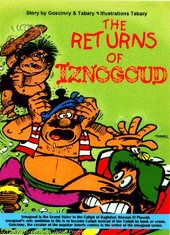 cover: Iznogoud - The Returns of Iznogoud