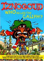 cover: Iznogoud - Who Killed the Caliph?