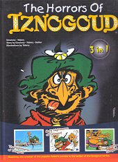 cover: Iznogoud - The Horrors of Iznogoud