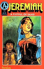 cover: Jeremiah - A Fistful of Sand #1