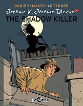 cover: Jerome K. Jerome Bloche - The Shadow Killer