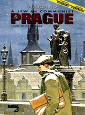 cover: A Jew In Communist Prague - Loss of Innocence ,third printing