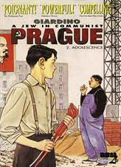 cover: A Jew In Communist Prague - Adolescence
