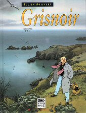 cover: Julien Boisvert - Grisnoir