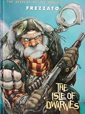 cover: The Keepers of the Maser - The Isle of the Dwarves