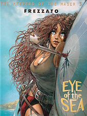 cover: The Keepers of the Maser - Eye of the Sea