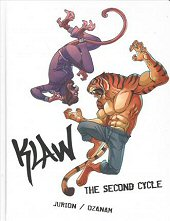 cover: Klaw - The Second Cycle
