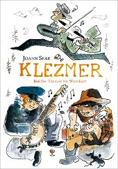 cover: Klezmer #1: Tales of the Wild East