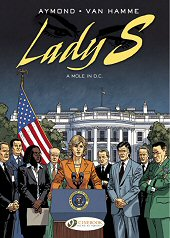 cover: Lady S -  A Mole in D.C.