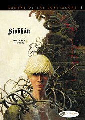 cover: Lament of the Lost Moors - Sioban