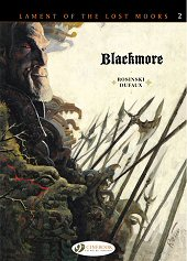 cover: Lament of the Lost Moors - Blackmore