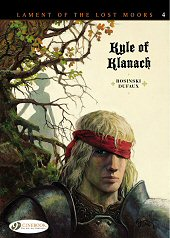 cover: Lament of the Lost Moors - Kyle of Klanach