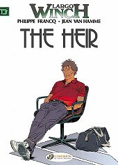 cover: Largo Winch -  The Heir
