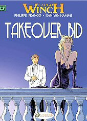 cover: Largo Winch -  Takeover Bid