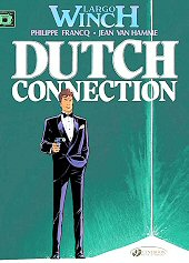 cover: Largo Winch -  Dutch Connection