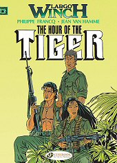 cover: Largo Winch -  The Hour of the Tiger