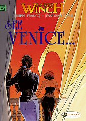 cover: Largo Winch - See Venice...