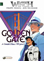 cover: Largo Winch - Golden Gate
