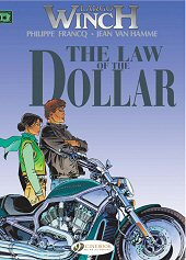 cover: Largo Winch - The Law of the Dollar