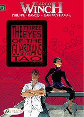 cover: Largo Winch - The Three Eyes of the Guardians of the Tao