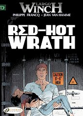 cover: Largo Winch - Red-Hot Wrath