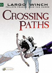 cover: Largo Winch - Crossing Paths