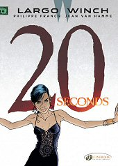 cover: Largo Winch - 20 Seconds