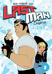 cover: Last Man - The Royal Cup