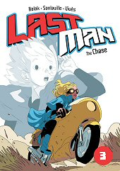 cover: Last Man - The Chase