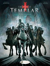 cover: The Last Templar - The Encoder