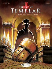 cover: The Last Templar - The Knight inf the Crypt