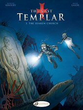 cover: The Last Templar - The Sunken Church