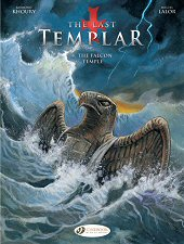 cover: The Last Templar - The Falcon Temple