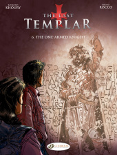 cover: The Last Templar - The One-armed Knight