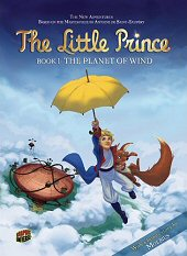 cover: The Little Prince - The Planet of Wind