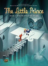 cover: The Little Prince - The Planet of Music