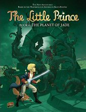 cover: The Little Prince - The Planet of Jade