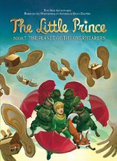 cover: The Little Prince - The Planet of the Overhearers