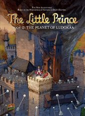cover: The Little Prince - The Planet of Ludokaa