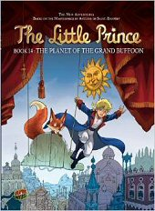 cover: The Little Prince - The Planet of the Grand Buffoon