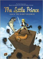 cover: The Little Prince - The Planet of Gehom