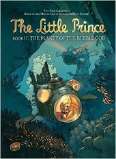 cover: The Little Prince - The Planet of the Bubble Gob