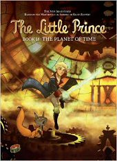 cover: The Little Prince - The Planet of Time
